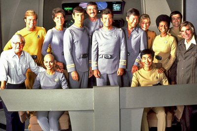Star Trek TMP cast