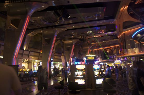 Laser Mounted Casinos