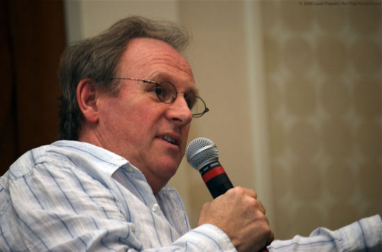 Peter Davison at NEFE 2008 (0046)