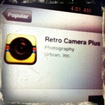 Retro Camera Plus in the App Store